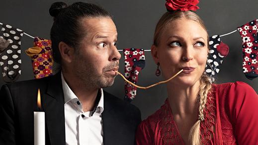 """Bild för """"Robi"""" Svärd & Ann Sehlstedt gästar SMAK, 2020-10-03, Årsta Folkets Hus"""