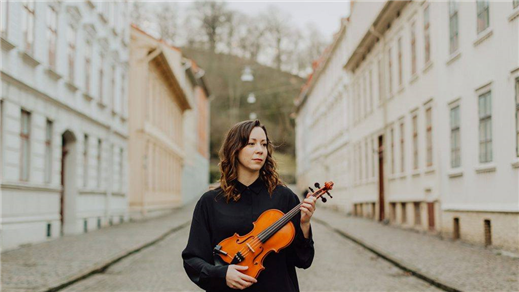 Bild för Terese Lien Evenstad, 2020-10-14, Bryggeriet, Kattastrand