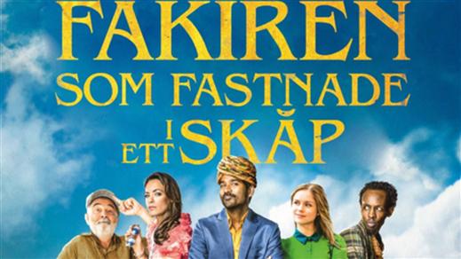 Bild för Fakiren som fastnade i ett skåp, 2018-09-26, Järpenbion
