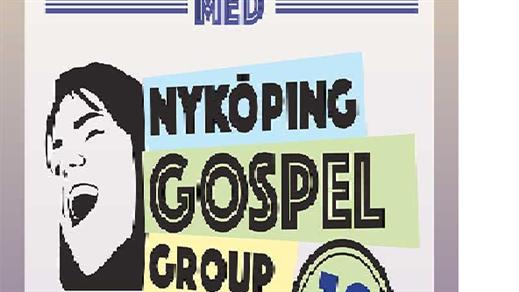 Bild för Nyköping Gospel Group 10 År - Jubileumskonsert, 2018-10-13, Hjortensbergskyrkan