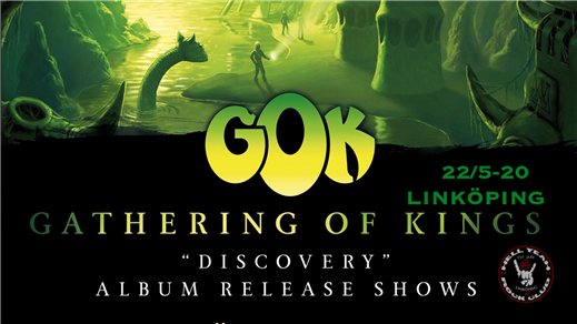 Bild för Gathering Of Kings-Discovery Tour- Linköping, 2021-01-08, PALATSET