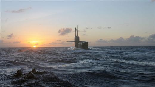 Bild för Samtal: Ubåtsmysteriet, 2019-10-22, Armémuseum