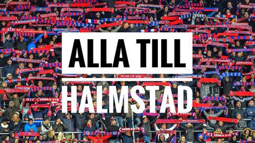 Bild för Buss till Halmstad, 2016-11-17, Örjans vall