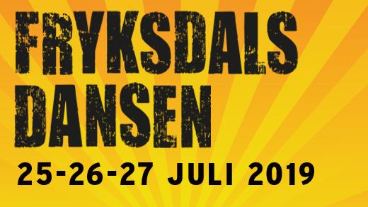 Bild för Fryksdalsdansen 2019, 2019-07-25, Kolsnäsparken