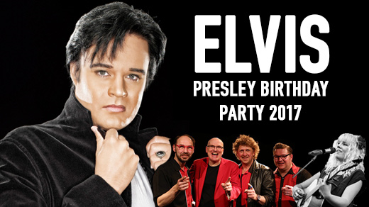 Bild för Elvis Presley Birthday Party 2017, 2017-01-07, Katalin