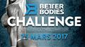 Better Bodies Challenge 2017