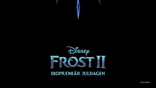 Bild för Frost 2 (Sv. tal) 12:30, 2019-12-25, Estrad