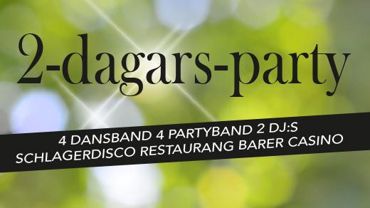 Bild för 2-Dagars Party 11/5, 2018-05-11, Sundspärlan