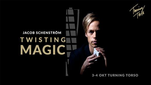 Bild för Twisting Magic 3-4okt, 2020-10-03, Turning Torso