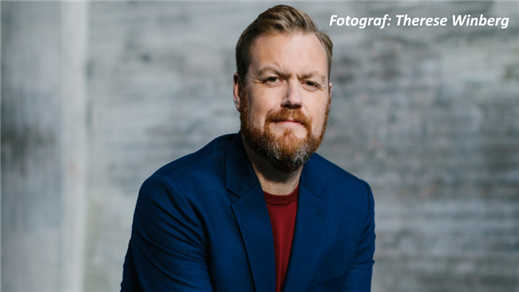 Bild för Stand up at O'Learys - Kristoffer Appelquist, 2020-11-25, O'Learys Örebro