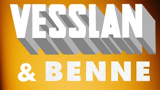 Bild för Vesslan & Benne, 2018-04-25, Svenska humorklubben på Biografbaren