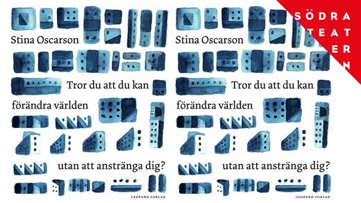 Bild för Release för ny bok av Stina Oscarson & Sara Granér, 2018-02-13, Södra Teaterns Stora Scen