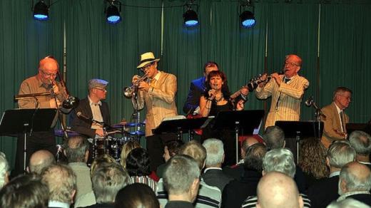 Bild för Classic Jazz Celebration, 2021-09-22, Musikföreningen Crescendo
