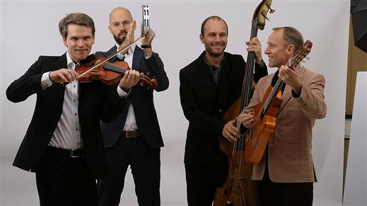 Bild för Mads Tolling quartet, 2017-11-24, Medborgarhuset, Aspen