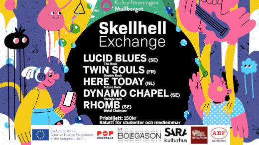 Bild för Skellhell Exchange, 2021-09-11, Sara Kulturhus