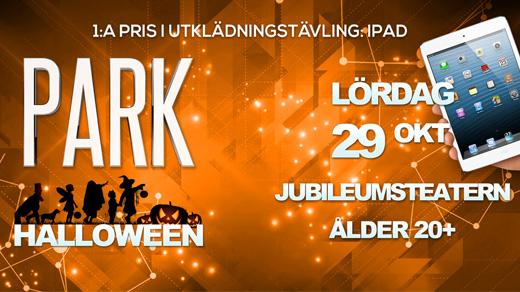 Bild för PARK Mariestad | Halloween Lör 29 Nov, 2016-10-29, PARK Mariestad