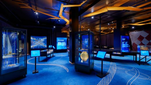 Bild för Visningar i Vikingarnas värld, 2021-09-29, Historiska museet
