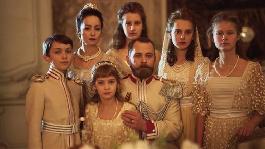 Bild för Den ryska arken, 21 januari 14.00, 2017-01-21, Bio Victor, Filmhuset