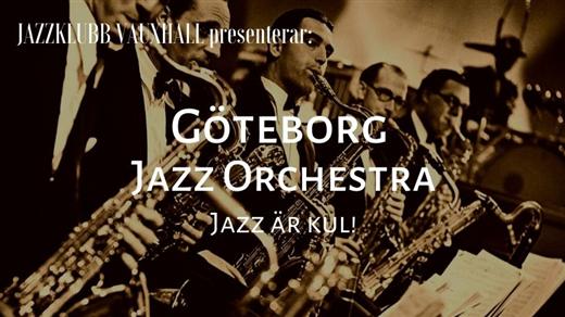 Bild för Jazzklubb Vauxhall: Göteborg Jazz Orchestra, 2020-02-03, Contrast Public House, Tredje Långgatan 16