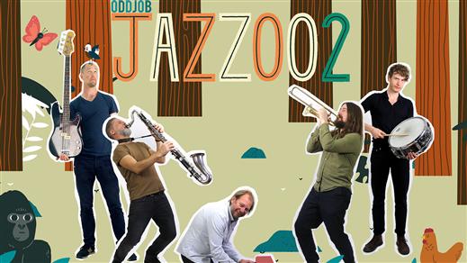 Bild för Oddjob Jazzoo 2 - kl. 13.00, 2019-09-08, Fasching