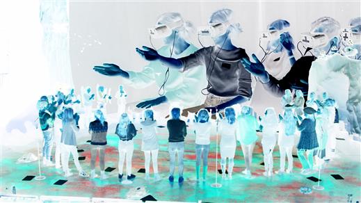 """Bild för Bombina Bombast """"The AI Party"""" 24/8, 2019-08-24, Inkonst"""