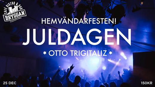 Bild för Juldagen18, 2018-12-25, Bryggan Ulricehamn