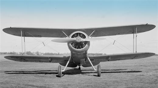 Bild för Flyghändelser i Norge 1940, 2020-03-26, Flygvapenmuseum