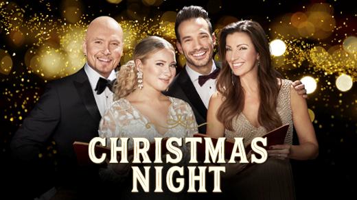 Bild för Christmas Night, 2021-12-12, UKK - Stora salen