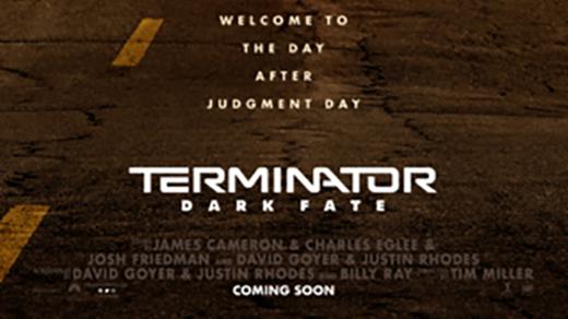 Bild för Terminator: Dark Fate, 2019-10-27, Bräcke Folkets hus
