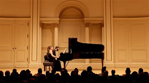 Bild för Fyra händer på ett piano, 2021-09-16, Konsertsalen Culturum