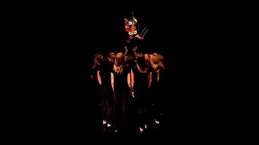 Bild för Öppen scen Ung Teatra, 2020-02-27, Teater Halland Foajéscen