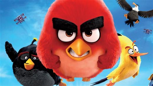 Bild för Bio: The Angry Birds Movie 2 (Sv. tal), 2019-08-25, Kulturhuset Finspång, Stora Salongen