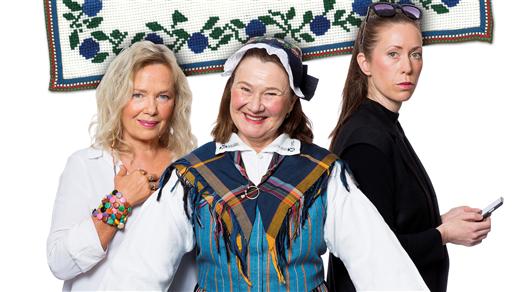 Bild för Släktkalaset, 2018-09-29, Studion, Umeå Folkets Hus