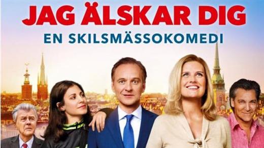Bild för Jag älskar dig - En skilsmässokomedi Sal.3 Kl19:00, 2016-10-08, Saga Salong 3