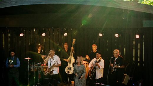 Bild för Comboio - Live på Innergården, 2019-08-22, Nöjesfabriken