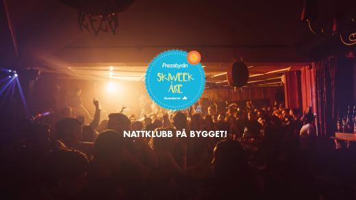 Bild för Skiweek Åre v4, 2018-01-22, Bygget Åre
