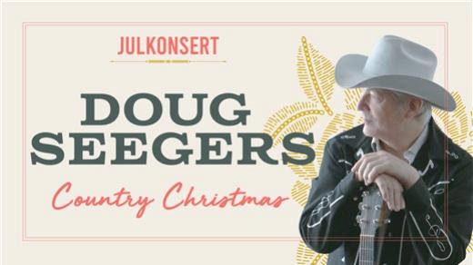 Bild för Doug Seegers Country Christmas, 2019-11-21, Folkärna Kyrka