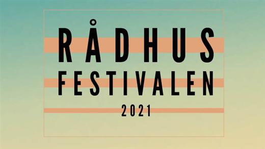 Bild för Rådhusfestivalen, 2021-08-27, Rex: Rådhuset i Umeå
