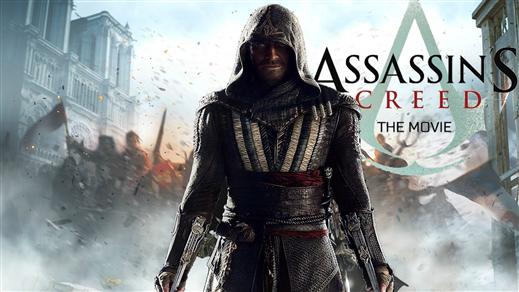Bild för Assassin's Creed 3D, 2017-01-11, Kulturhuset i Svalöv