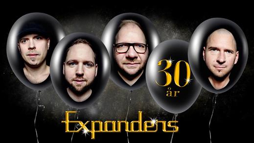 Bild för Expanders 30-Årskalas!, 2017-01-28, Parken Gävle