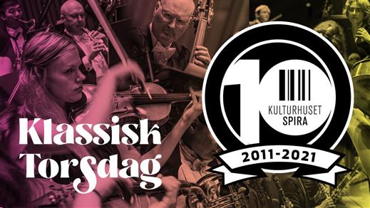 Bild för FÖDELSEDAGSKONSERT, 2021-11-11, Konsertsalen i Spira