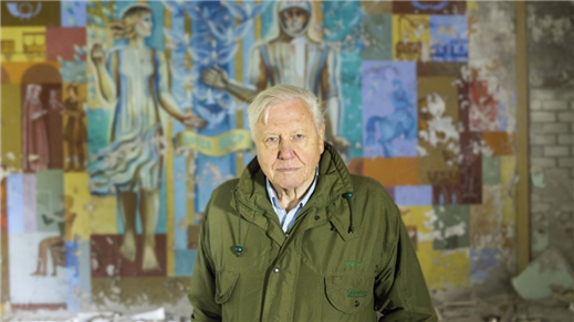 Bild för David Attenborough: A Life on Our Planet inkl. Q&A, 2020-10-07, Ersboda Folkets Hus