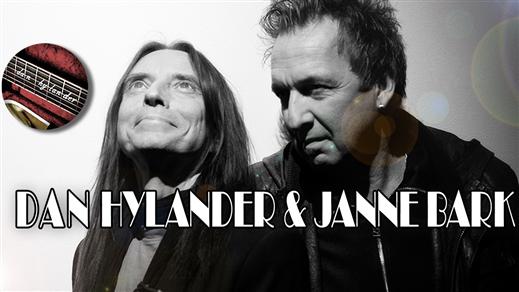 Bild för Dan Hylander & Janne Bark, 2021-09-09, Charles Dickens Pub & Restaurang