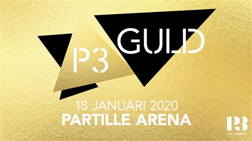Bild för P3 Guld 2020, 2020-01-18, Partille arena