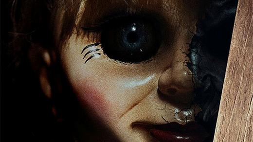 Bild för Annabelle 2: Creation (15 år), 2017-08-12, Biosalongen Folkets Hus