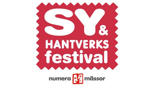 Bild för Sy & Hantverksfestivalen Göteborg 23-25 Aug -19, 2019-08-23, Svenska Mässan