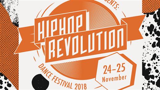 Bild för Hiphop Revolution Dance Festival 2018, 2018-11-24, Frilagret