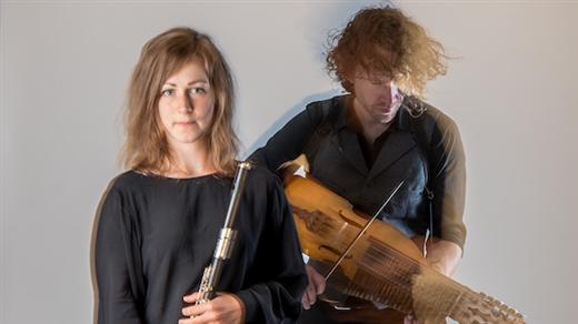 Bild för 181121 Duo West/Rydvall, 2018-11-21, Stallet - Världens Musik
