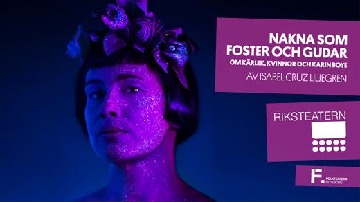 Bild för Nakna som foster och gudar, 2019-10-29, Eskilstuna Teater