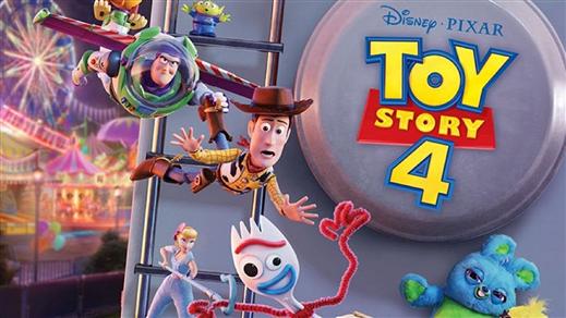 Bild för Toy Story 4 2D (Sv. tal), 2019-09-07, Essegården